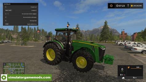 Home Design Money Cheats by Fs17 John Deere 8r Series Tractor Beta Simulator Games