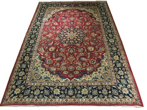 Clearance Area Rugs 8x10 by 8x10 Isfahan Rug Stylistic Decoration Carpet Ebay