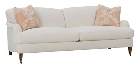 tight back sofa styles fabric tight back sofa w track arms
