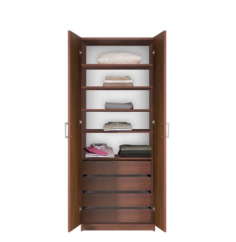 modern armoire wardrobe bella wardrobe armoire modern bedroom storage contempo space