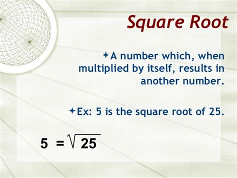 what is the square root of 1000 perfect squares square roots lesson 12