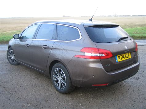 peugeot road peugeot 308 sw allure bluehdi 120 road test report and review