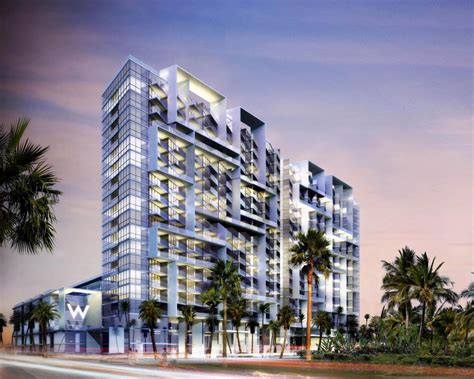 Miami Modern Home Design w hotels unveils w south beach a flagship hotel for