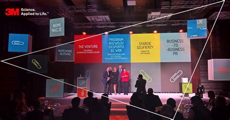 firma 3m firma 3m wyr 243 żniona w prestiżowym konkursie złote spinacze