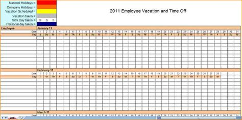 Monthly Employee Schedule Template Excel Listmachinepro Com Monthly Schedule Template Excel