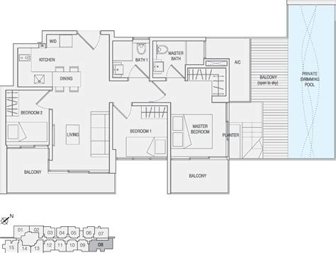 residential house floor plan with dimensions home deco plans residential floor plans 28 images residential floor