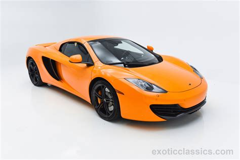 2013 Mclaren Mp4 12c by 2013 Mclaren Mp4 12c Spider Chion Motors