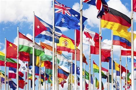 flags of the world united nations united nations thinglink