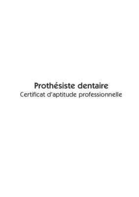 Rapport De Stage Prothesiste Dentaire.pdf notice & manuel