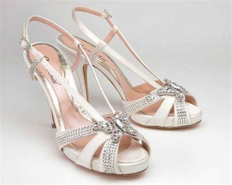 Wedding Sandals For by Wedding Sandals For Brides Wardrobelooks