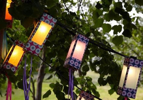 Handmade Outdoor Lighting - diy outdoor lighting ideas how to make creative garden