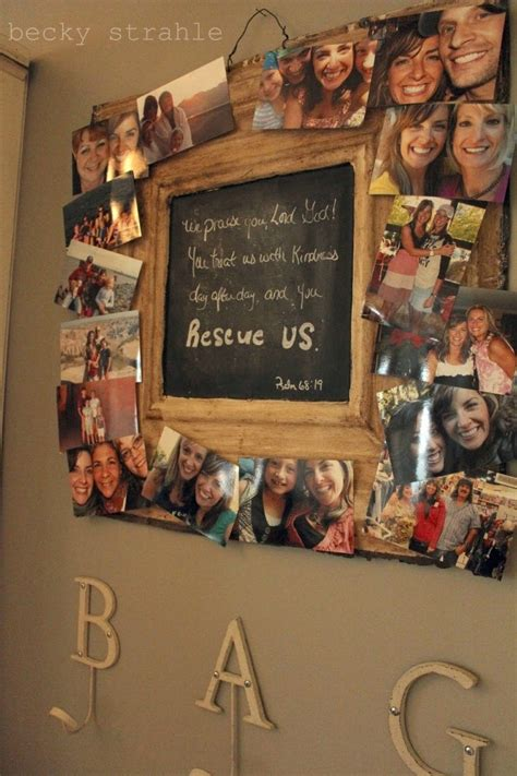 picture collage board farmgirl paints no mud room no problem