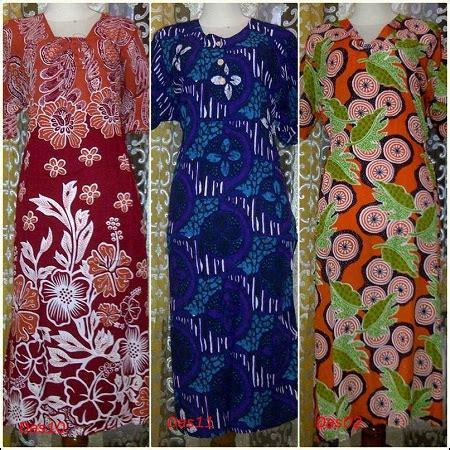 Baju Daster Batik Longdress Kb 04 produsen daster batik