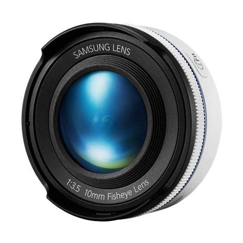 Lensa Kamera Hp Samsung jual samsung nx 10mm f3 5 fisheye lensa kamera