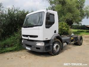 camion renault premium 270 dci chassis cabine occasion de