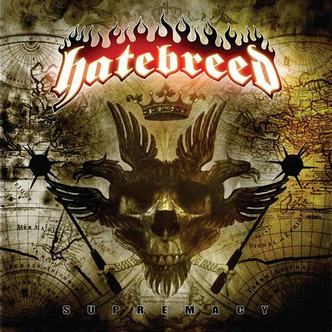 Hatebreed Live Dominance 2008 hatebreed the concrete confessional out worldwide