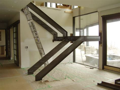 treppenwange stahl how to build metal stair stringers robinson house decor