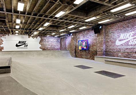 Parking Garage Williamsburg by Nike Sb Unveils Nike Garage Skate Park In Williamsburg