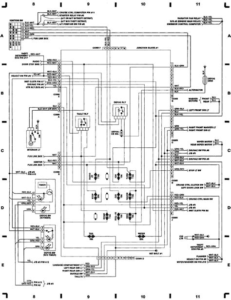 2005 tundra radio wiring diagram wiring diagram