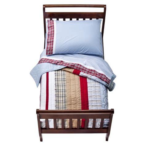 bacati bedding bacati 4pc toddler bedding set aidan target