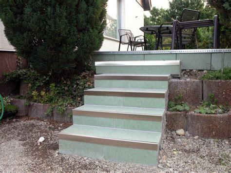 Kantenschutz Treppe
