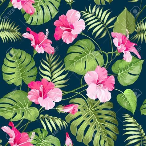 imagenes de uñas decoradas tropicales ilustraciones flores tropicales buscar con google
