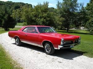 67 Gto Pontiac 67 Pontiac Gto Chariots