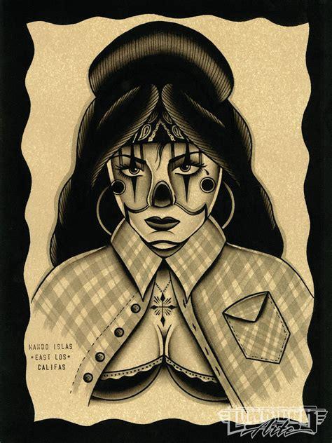 mando islas feature artist lowrider arte magazine