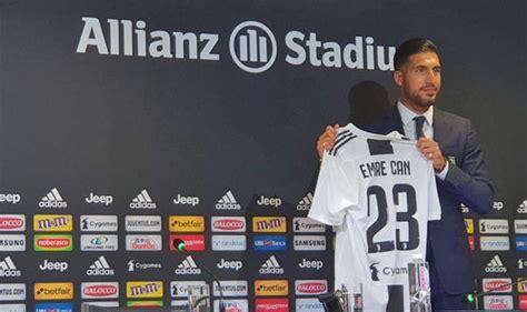 ronaldo juventus announcement cristiano ronaldo to juventus emre can backs real madrid transfer football sport express