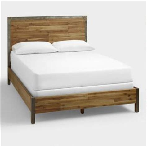 world market bed frame affordable platform beds frames headboards world market