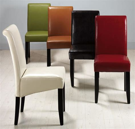 Leather Parsons Dining Room Chairs by Parsons Rolled Back Leather Chair Parson Chairs Seating Furniture Homedecorators