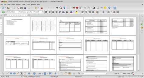 contoh layout buku anak contoh buku program evaluasi sd contoh o