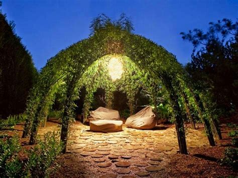 willow gazebo sculpted willow gazebo cool shit to do pinterest