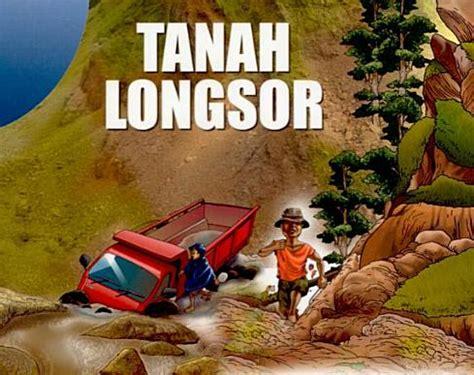 bencana tanah longsor cara mengatasi tanah longsor