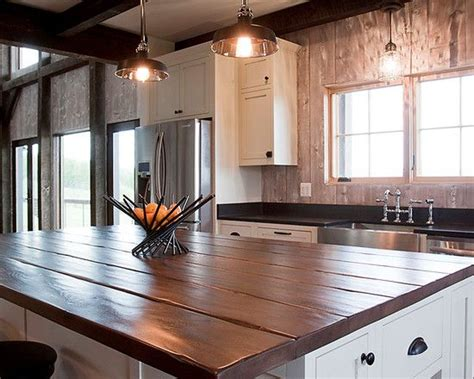 wood island tops kitchens reclaimed wood island tops reclaimed wood kitchen