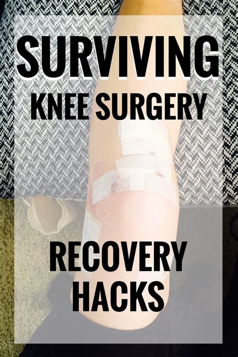 Knee Surgery Meme - best 25 acl surgery recovery ideas on pinterest acl