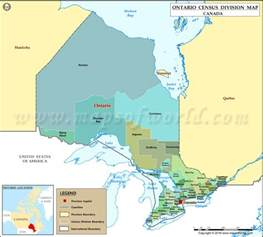 map of canada ontario ontario counties map counties in ontario