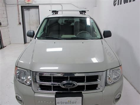 2011 Ford Escape Roof Rack by Thule Roof Rack For 2009 Ford Escape Etrailer