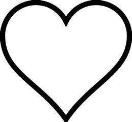 coloring hearts free coloring pages of shape