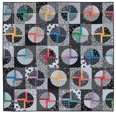 black and white quilt pattern book recommended reading splash of color color girl quilts