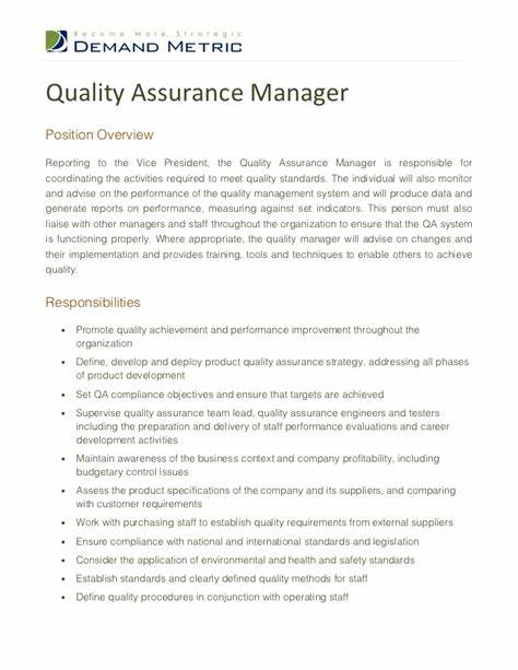 Pharmaceutical Quality Control Resume Sample – Great Resume Sample ...