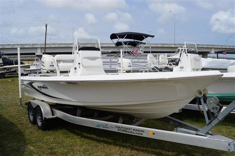 used blue wave boats for sale in texas 2014 used blue wave 2200 purebay bay boat for sale