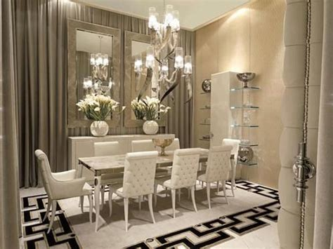 glamorous dining rooms glamorous dining room modern home pinterest dining rooms