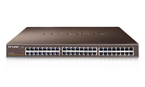 Switch Hub 48 Port Cisco jual switch hub tplink 48 port tl sg1048 harga rp 5 245