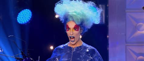 Detox Rupaul Futuristic Mask by Rupaul S Drag Race All Season 2 Episode 3 Recap