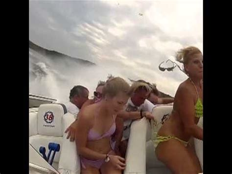 boat crash turn down for what slow motion video clip hay seven person boat crash kp50csukbbc xem