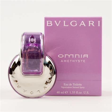 Parfum Bulgari Amethyst bvlgari omnia amethyste