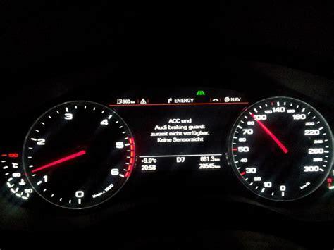 Fehlermeldung Audi A6 kotz brocken audi a6 im premium vergleich katastrophe