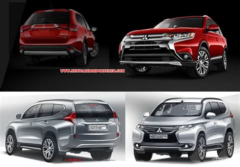 mitsubishi sports car 2016 mitsubishi pajero sport 2016 models auto database com