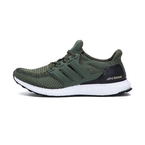 Adidas Ultra Boost 2 0 Green Olive adidas ultra boost quot olive quot 2 0 saints sg